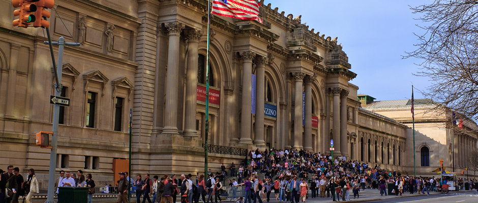 Metropolitan Museum of Art (Image Credit: Flicker User Nyer82)