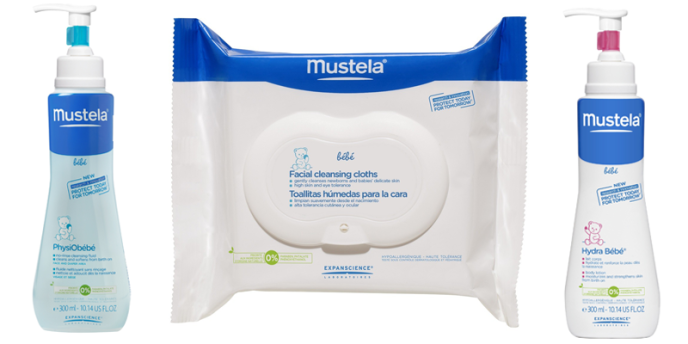 Mustela Products (Image Credit: Mustela)