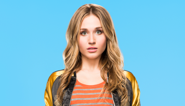 Rita Volk as Amy in FAKING IT (Image Credit: MTV)