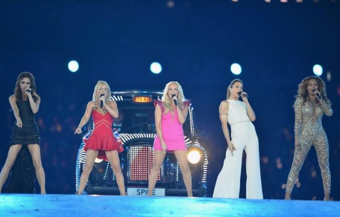 The Spice Girls (Image Credit: Sarah & Austin Houghton-Bird)