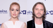 Amanda Schull and Aaron Stanford of 12 MONKEYS (Dave Kotinksy/NBCUniversal Cable Entertainment)