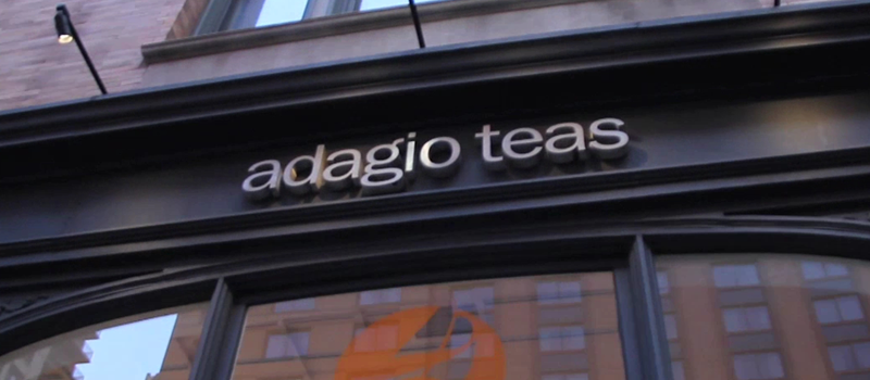 Adagio Teas, Chicago, IL (Image Credit: Nick Slotten / The Daily Quirk)