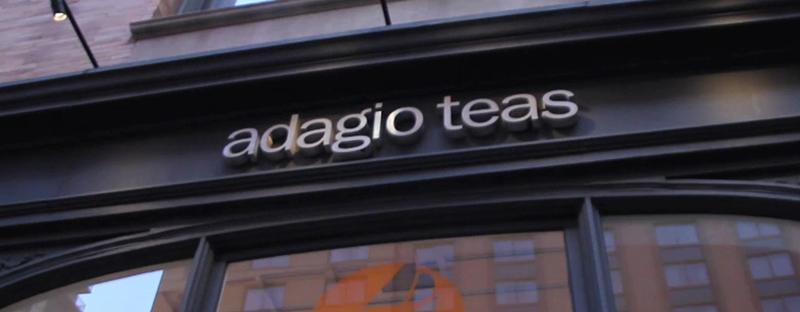 Adagio Teas, Chicago, IL (Image Credit: Nick Slotten / The Daily Quirk)