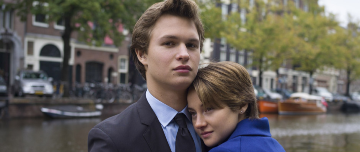 Ansel Elgort & Shailene Woodley in THE FAULT IN OUR STARS (Image Credit: Twentieth Century Fox)