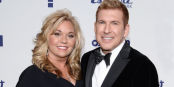 Julie and Todd Chrisley of CHRISLEY KNOWS BEST (Image Credit: Larry Busacca/NBCUniversal Cable Entertainment)