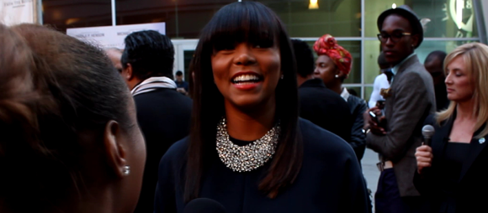 Latoya Luckett (Image Credit: Mack Strockis/The Daily Quirk)
