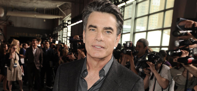 Peter Gallagher of COVERT AFFAIRS (Image Credit: Charles Sykes/NBCUniversal Cable Entertainment)
