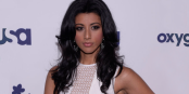 Reshma Shetty of ROYAL PAINS (Image Credit: Dave Kotinksy/NBCUniversal Cable Entertainment)