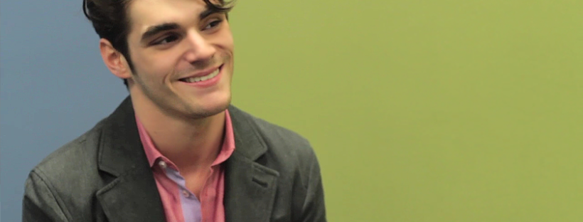 RJ Mitte (Image Credit: Nick Slotten / The Daily Quirk)