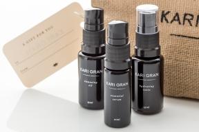 Kari Gran Skin Care (Image Credit: Kari Gran)