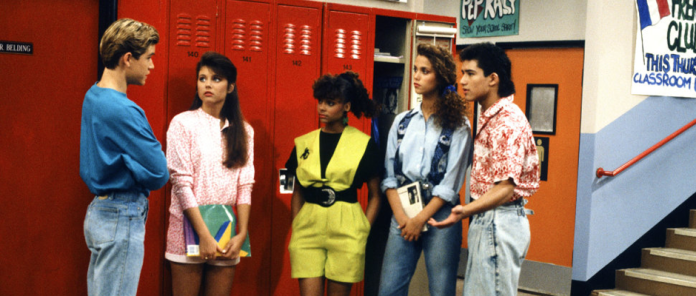 SAVED BY THE BELL (Image Credit: Lionsgate Home Entertainment)