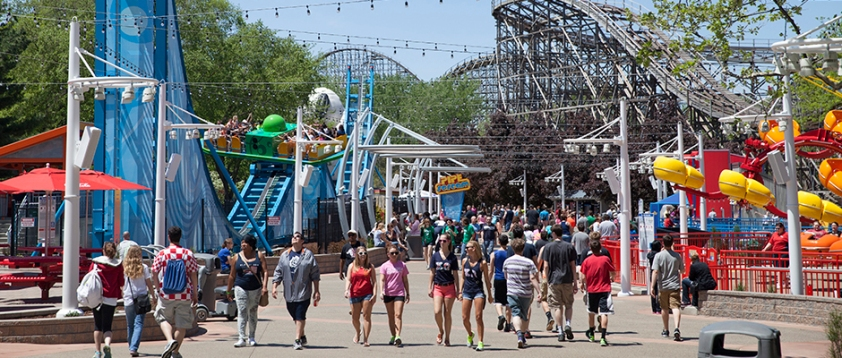 Cedar Point (Image Credit: Cedar Point)