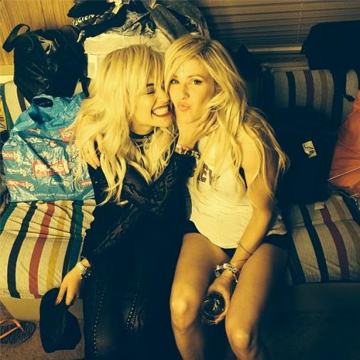 Ellie Goulding (Image Credit: Ellie Goulding/Instagram)