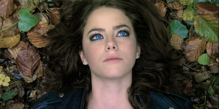 Kaya Scodelario as Effy in SKINS (Image Credit: BBC Home Entertainment)