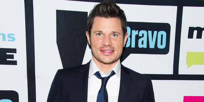 Nick Lachey for WATCH WHAT HAPPENS LIVE (Image Credit: Charles Sykes/Bravo)