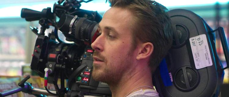 Ryan Gosling filming LOST RIVER (Image Credit: Bold Films)
