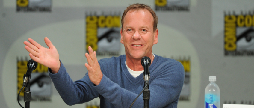 Kiefer Sutherland for 24: LIVE ANOTHER DAY (Image Credit: FOX)