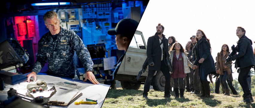 THE LAST SHIP / FALLING SKIES (Image Credit: TNT)