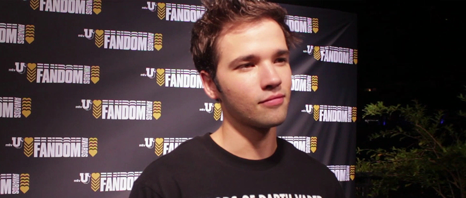 VIDEO: An Exclusive Interview with Nathan Kress at the mtvU