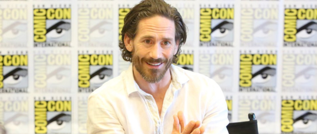 Neil Napier for HELIX (Image Credit: NBCUniversal/Syfy)