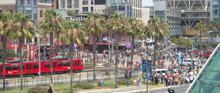San Diego (Image Credit: Glenn Batuyong / Port of San Diego)