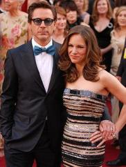 Robert Downey Jr. and Susan_Downey (Image Credit: Sgt. Michael Connors)