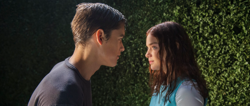 THE GIVER (Image Credit: The Weinstein Company)