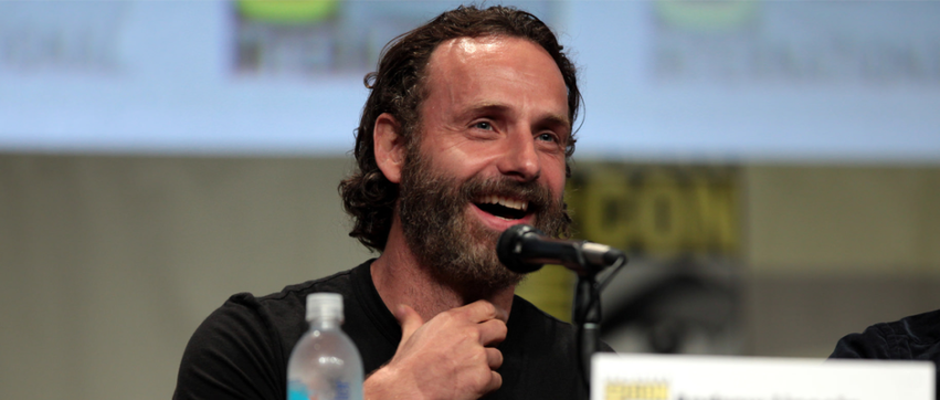 Andrew Lincoln for THE WALKING DEAD (Image Credit: Gage Skidmore)
