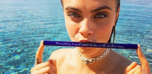 Cara Delevingne (Image Credit: Cara Delevingne/Instagram)