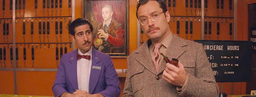 THE GRAND BUDAPEST HOTEL (Image Credit: FOX Searchlight)