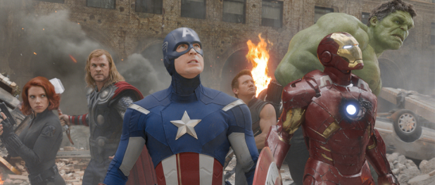 THE AVENGERS (Image Credit: Marvel)