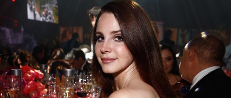Lana Del Rey (Image Credit: Andreas Rentz/amfAR14/WireImage)