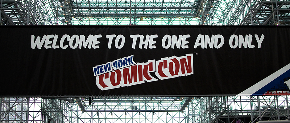 5 Things to Look Forward to at New York Comic Con!