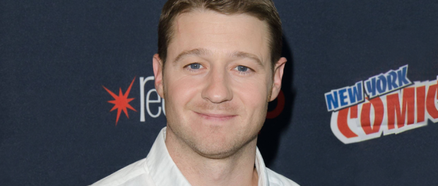 Ben McKenzie at NYCC for GOTHAM (Image Credit: Eric Reichbaum/FOX)