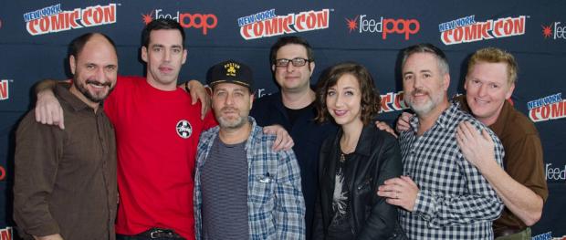 The cast of BOB'S BURGERS (Image Credit: Eric Reichbaum/FOX)