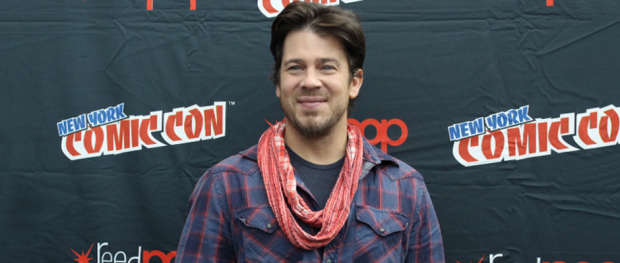 Christian Kane for THE LIBRARIANS (Image Credit: Sean Torenli / The Daily Quirk)