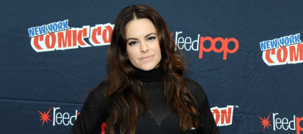 Emily Hampshire for 12 MONKEYS (Image Credit: Ilya Savenok/Syfy)
