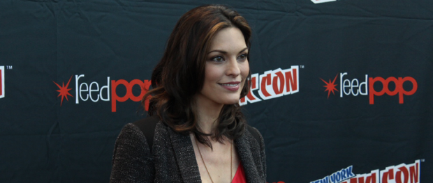 Alana de la Garza for FOREVER (Image Credit: Sean Torenli / The Daily Quirk)
