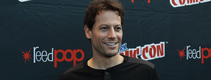 Ioan Gruffudd for FOREVER (Image Credit: Sean Torenli / The Daily Quirk)