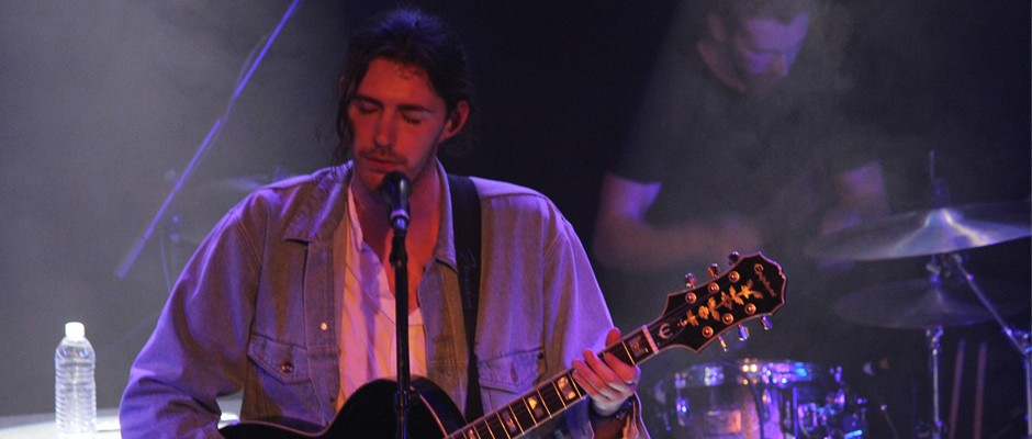 Hozier (Image Credit: Neon Tommy)