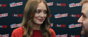 Laura Haddock for DA VINCI'S DEMONS (Image Credit: Sean Torenli / The Daily Quirk)