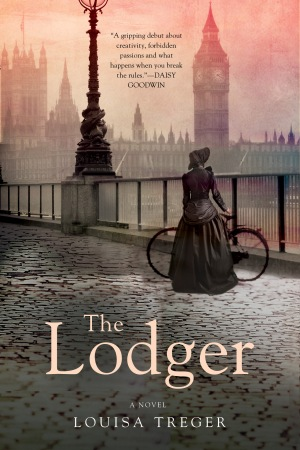 Book Review: 'The Lodger' by Louisa Treger