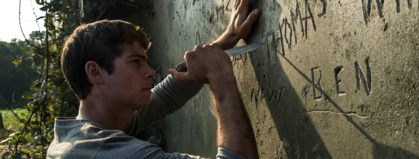 THE MAZE RUNNER (Image Credit: Ben Rothstein /20th Century Fox)