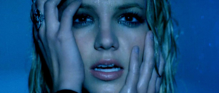 """Stronger"" Music Video (Image Credit: Britney Spears)"