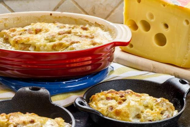 Country Potato Gratin (Image Credit: Bunky Cooks)
