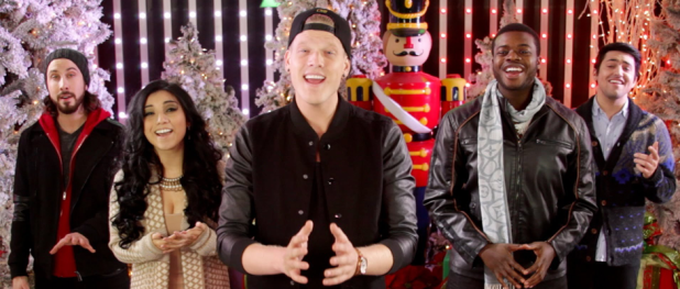 Pentatonix (Image Credit: PTXofficial/Youtube)