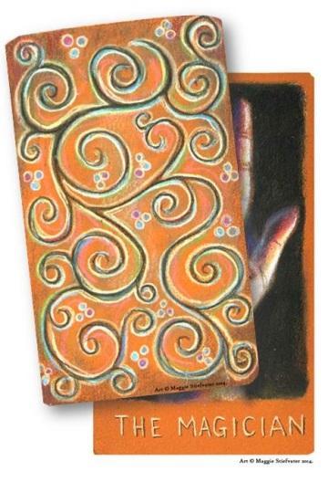 Limited Edition Maggie Stiefvater Major Arcana Tarot Deck