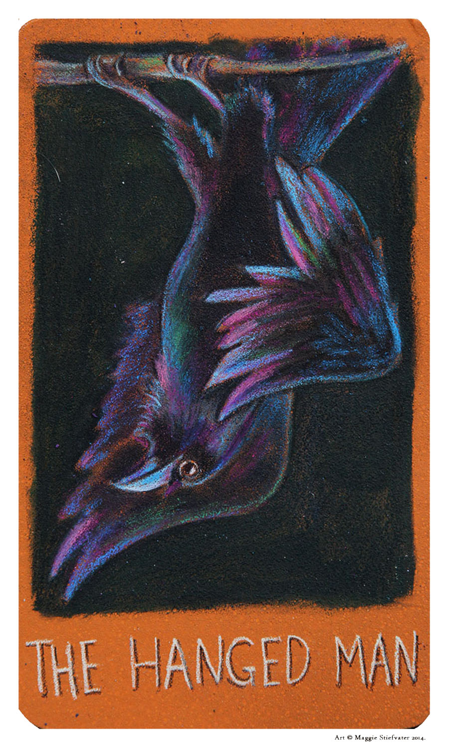 The Hanged Man Predictive Tarot Card Meanings: 'Blue Lily, Lily Blue' Tarot Card Blog Tour Reveal: The
