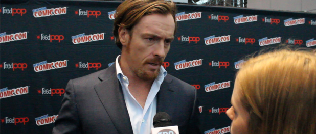 Toby Stephens for BLACK SAILS (Image Credit: Sean Torenli / The Daily Quirk)