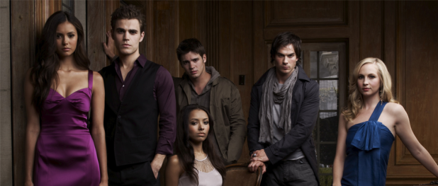 THE VAMPIRE DIARIES (Image Credit: The CW)